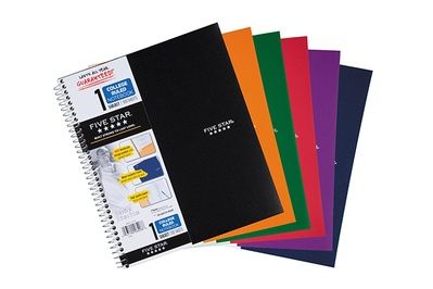 buy a college paper notebooks