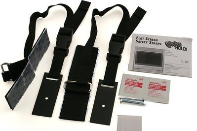 Quakehold 4520 Universal Flat Screen Safety Straps