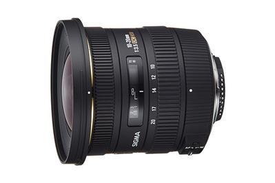 Sigma 10–20mm F3.5 EX DC HSM Lens