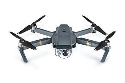 DJI Mavic Pro Drone + $100 Gift Card