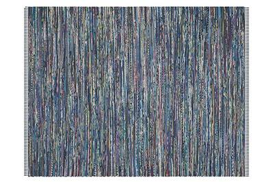 Safavieh Hand-Woven Rag Rug (8′ by 10′)