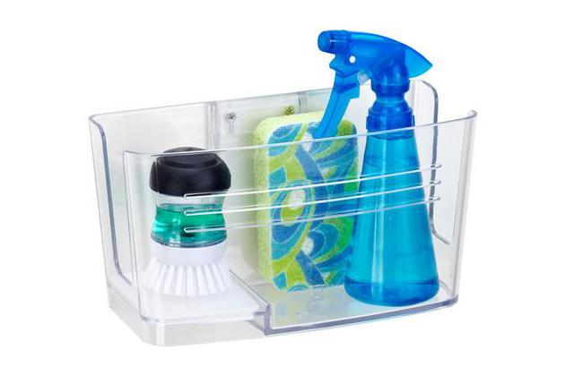 Umbra Hide 'n' Sink Under Sink Caddy