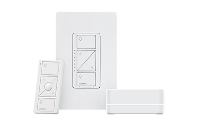 Lutron Caséta Wireless In-Wall Dimmer Starter Kit